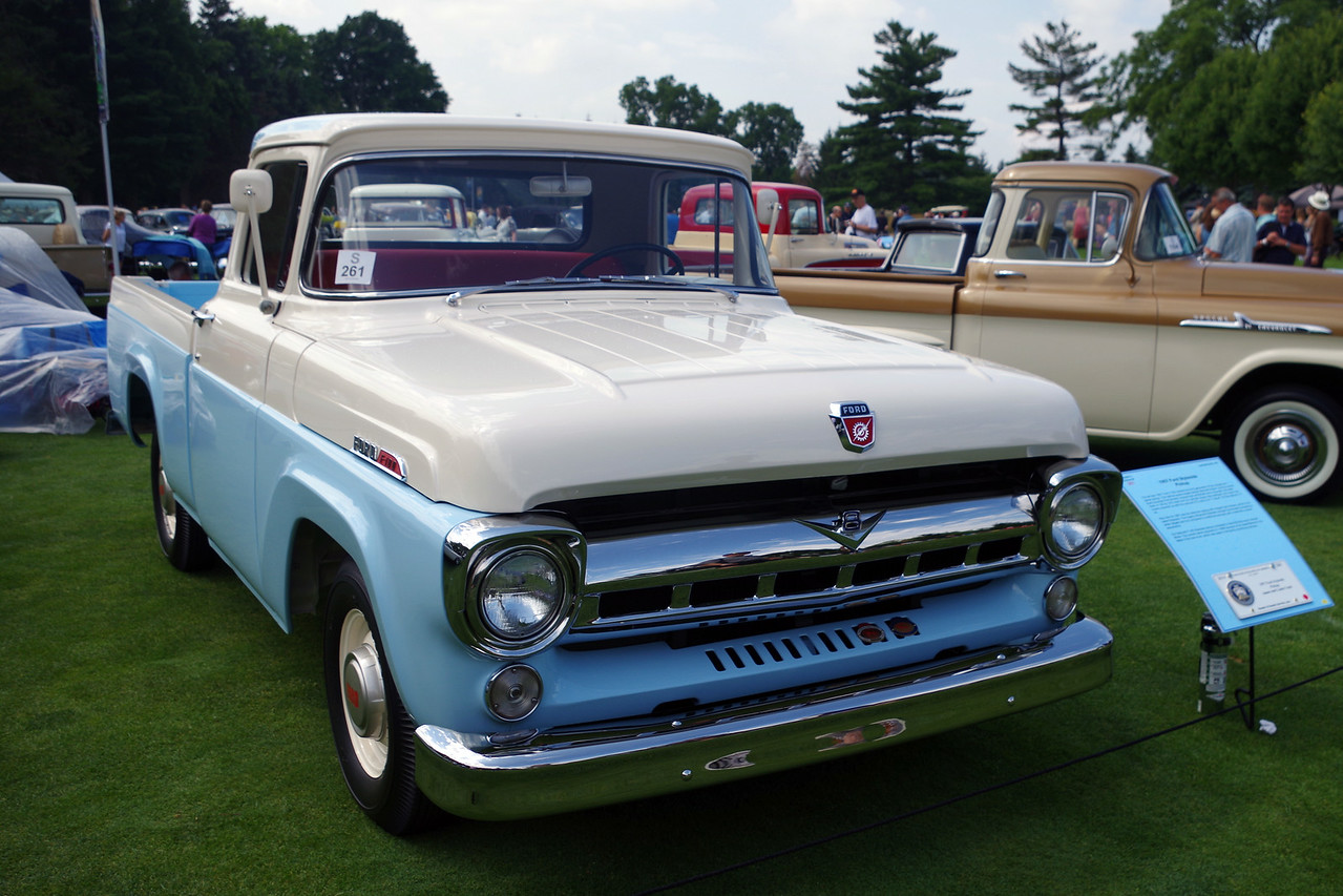1957 Ford Styleside
