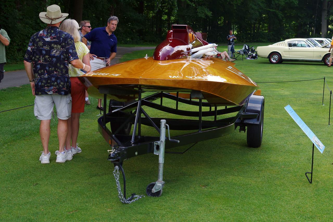 1963 Weber Boat
