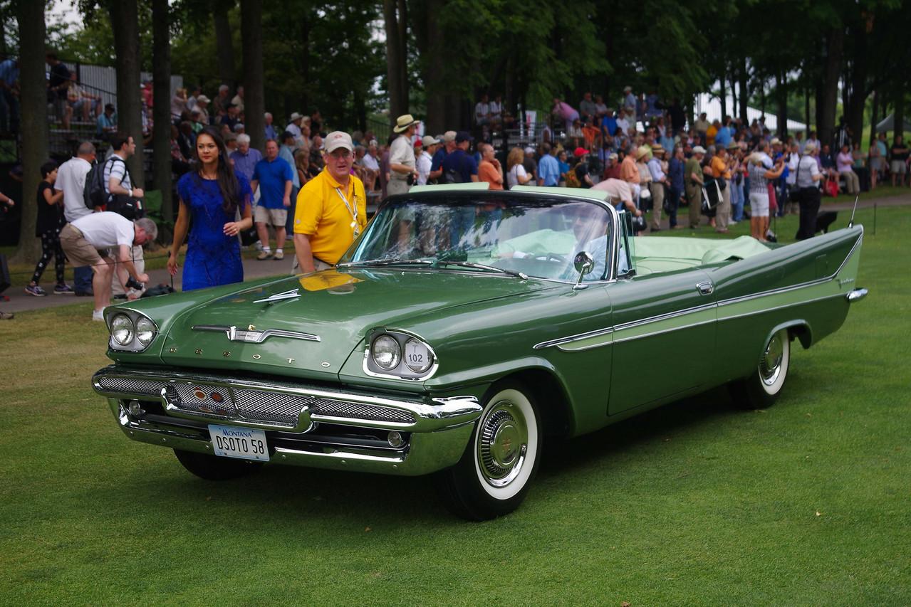 1958 Desoto Firedome