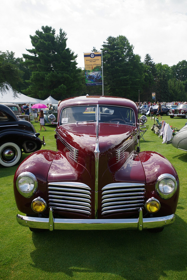 1940 Hudson Series 44