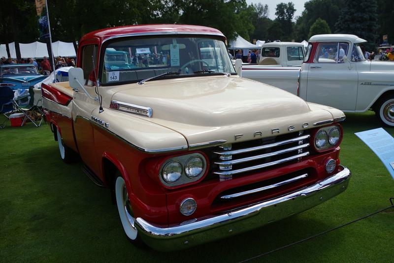 1958 Fargo Sweptside Pickup