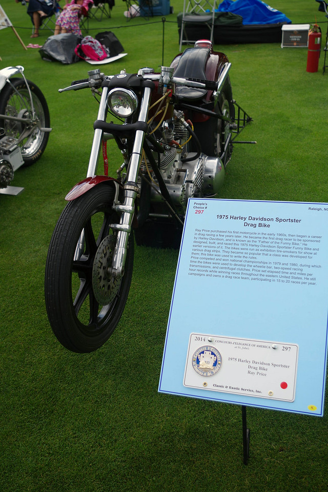 1975 Harley Davidson Sportster