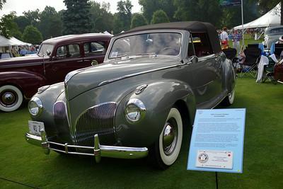 1941 Lincoln Zephryr
