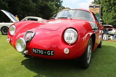 1956 Abarth 750GT Cosa