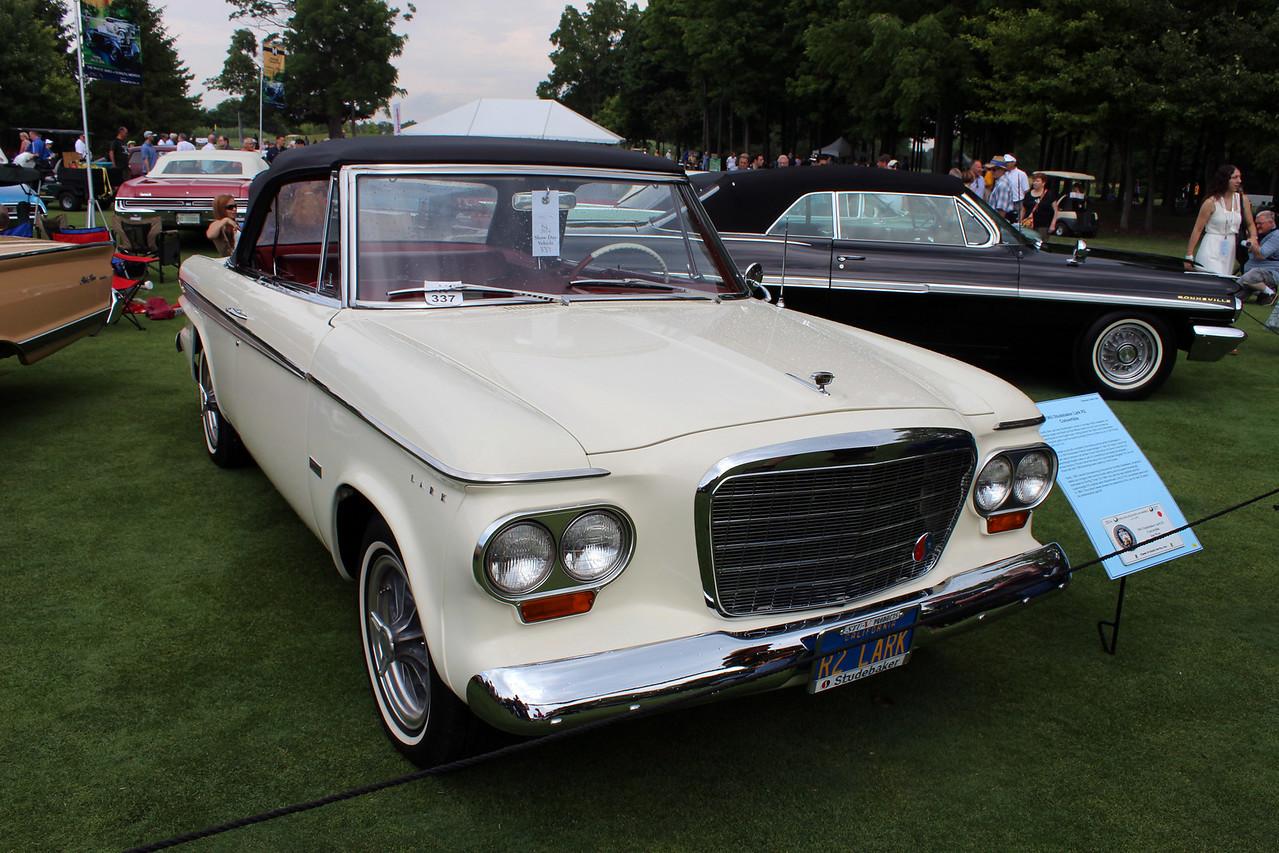 1962 Studebaker Lark R2