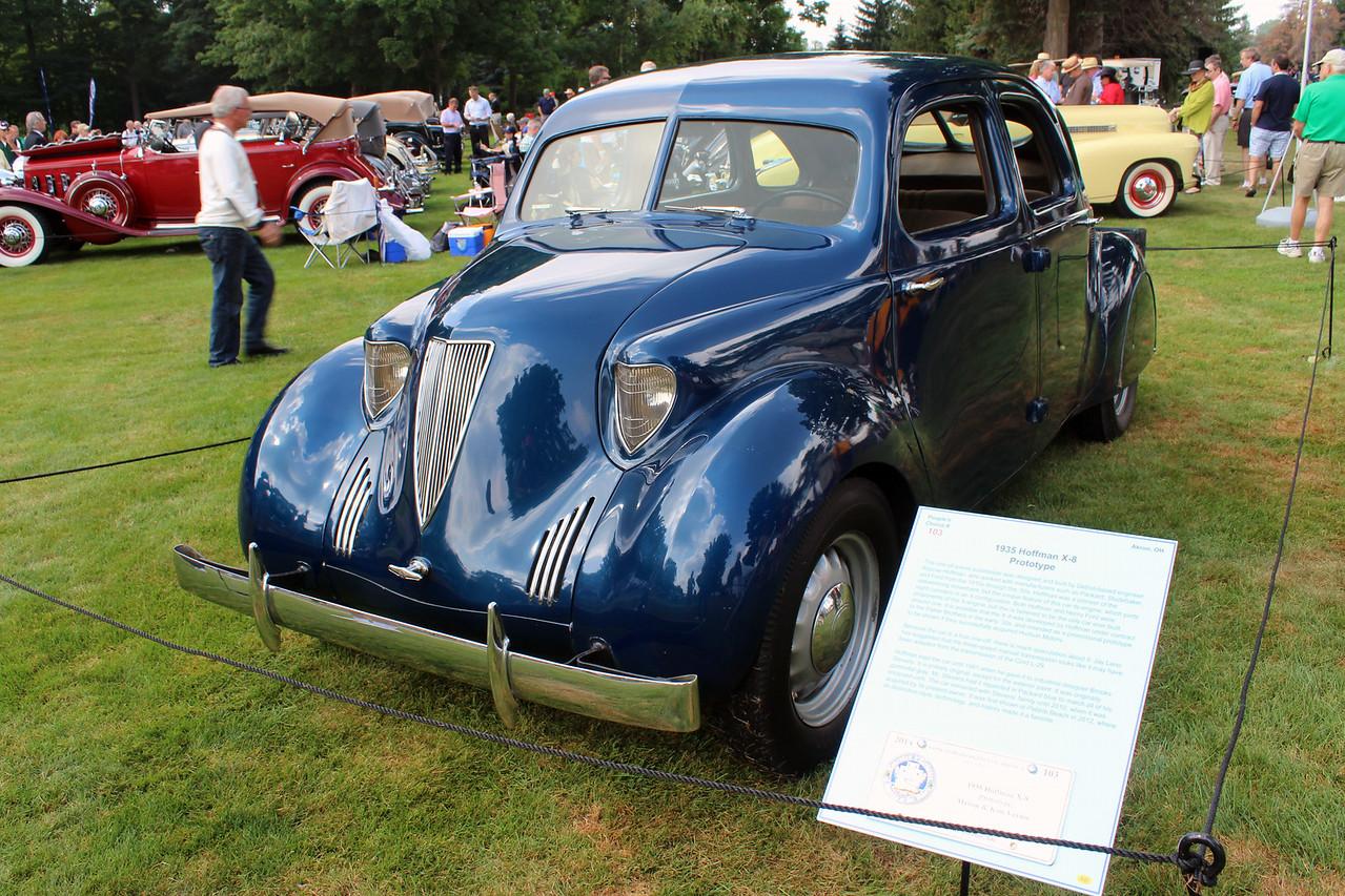 1935 Hoffman X-P