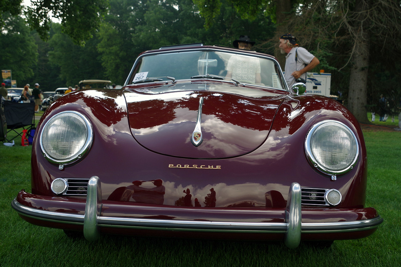 1955 Porsche 356/Continental