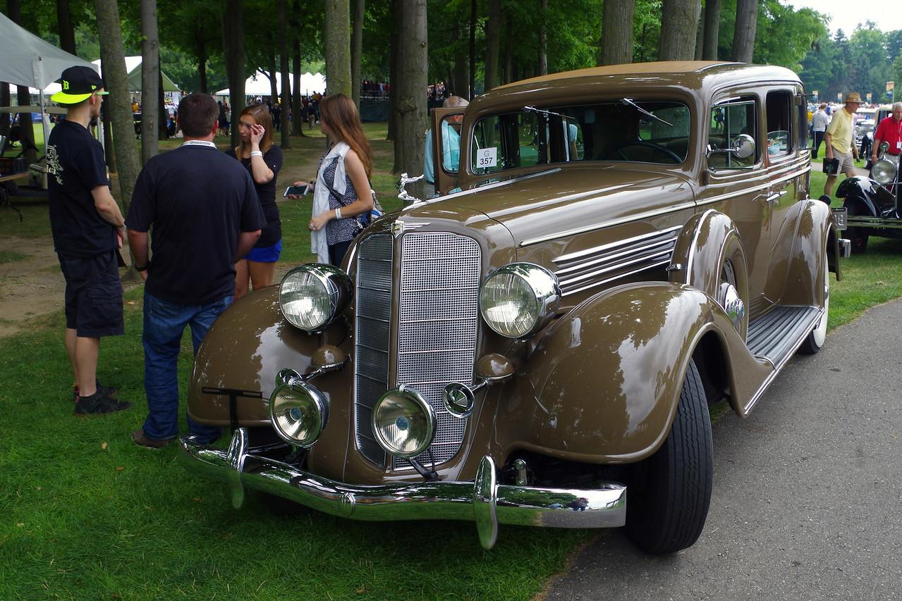 1934 Buick Model 57
