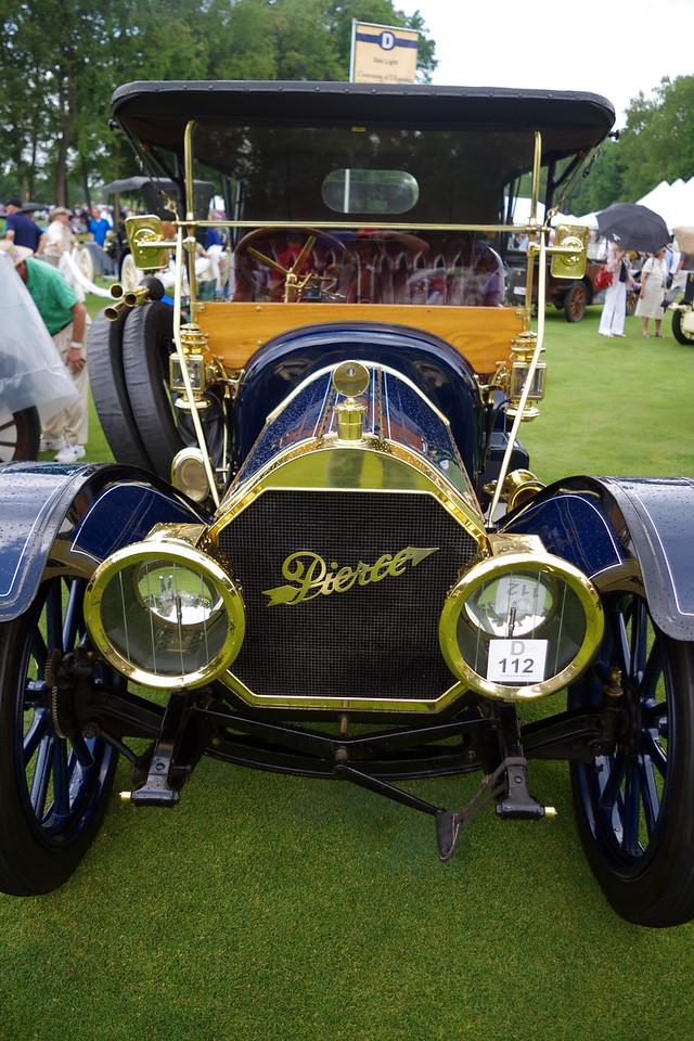 1911 Pierce Arrow Model 36