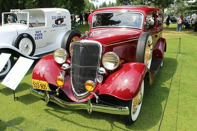 1934 Ford  V-8