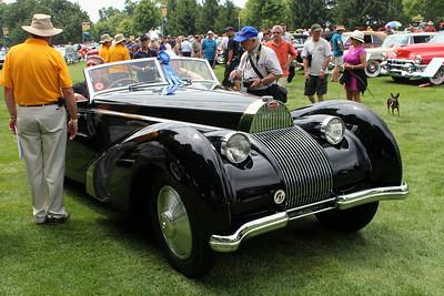1939 Bugatti T57C