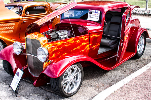 2014 Cops & Rodders Car Show