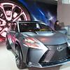 Lexus Concept.