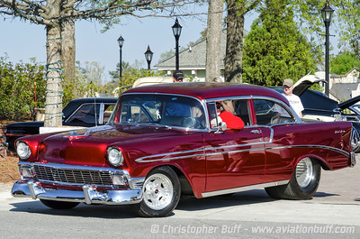 Chevrolet Bel Air - Christopher Buff, www.Aviationbuff.com