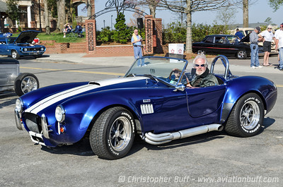 AC Cobra Replica - Christopher Buff, www.Aviationbuff.com