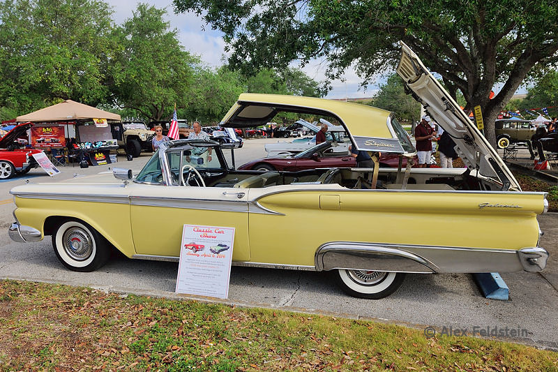 Ford Galaxie Skyliner (1959)
