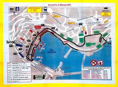 2014 Grand Prix de Monaco