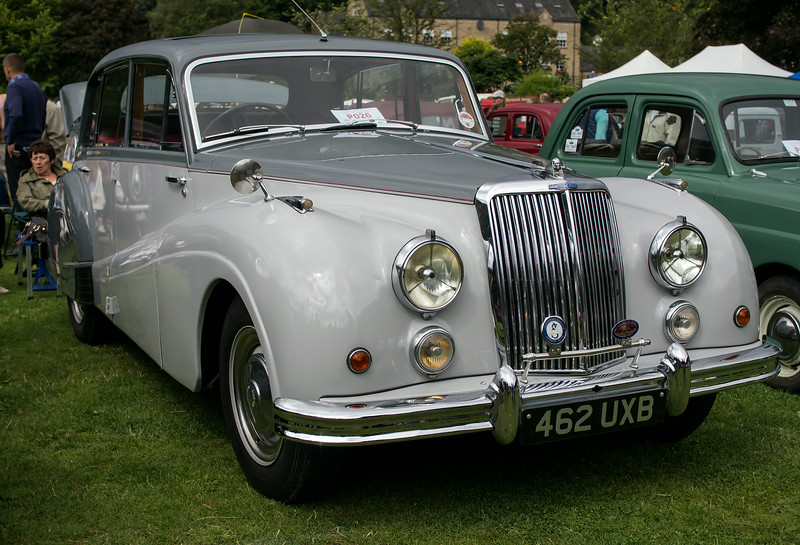 1955 Armstrong-Siddeley Sappire 346