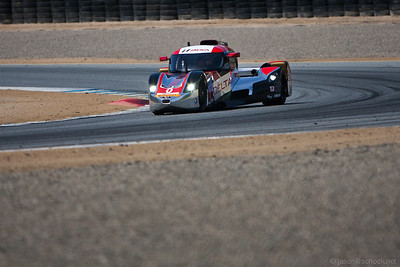 The Deltawing Prototype car.