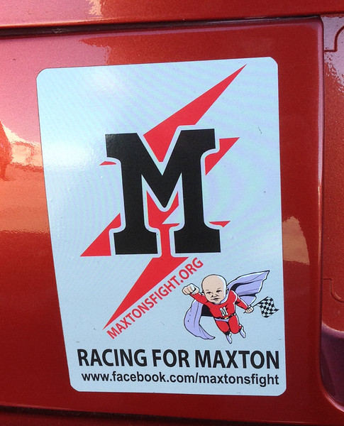 """Another precious super hero fighting cancer:  <a href=""""https://www.facebook.com/maxtonsfight"""">https://www.facebook.com/maxtonsfight</a>"""