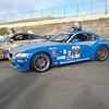 # 09, one of 3 BimmerHause Performance T3 BMW Z4s on Grid.