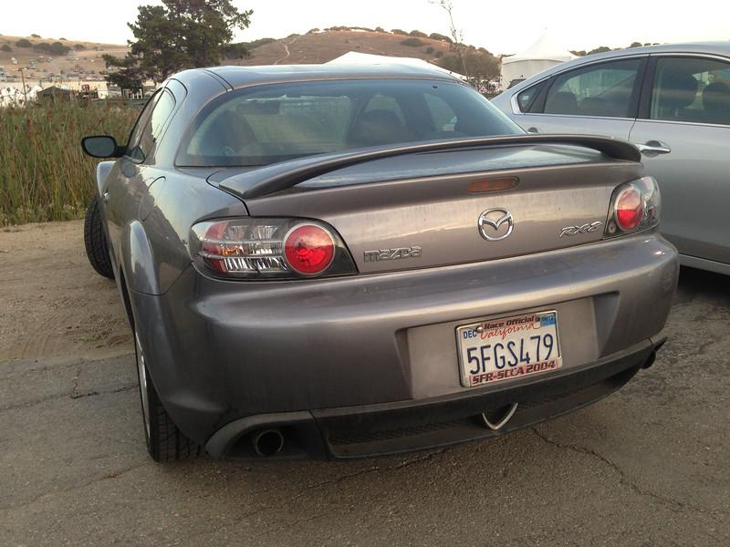 SFR SCCA Race Official's drive RX-8s.  :-)