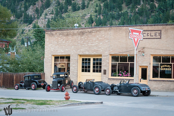 2014 Hot Rod Hill Climb