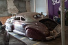 This 41 Chevy used to belong to a friend of mine in Texas and after passing through a couple of hands is now in Johnny's hand and getting a bit of reworking done.