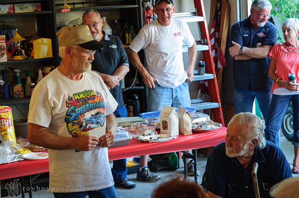 Dave Stuckey is officially the Grand Marshall of the Leadsled Spectacular. We all hope that he can make it after a prior medical engagement.