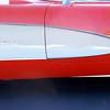 Chevrolet 1957 Corvette cove