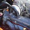 Chevrolet 1957 Corvette engine fi rr lf