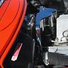 Chevrolet 1957 Corvette engine distributor side
