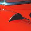 Chevrolet 1957 Corvette fender scoop