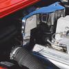 Chevrolet 1957 Corvette engine distributor ft rt