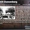 Duesenberg 1929 J #2317 01