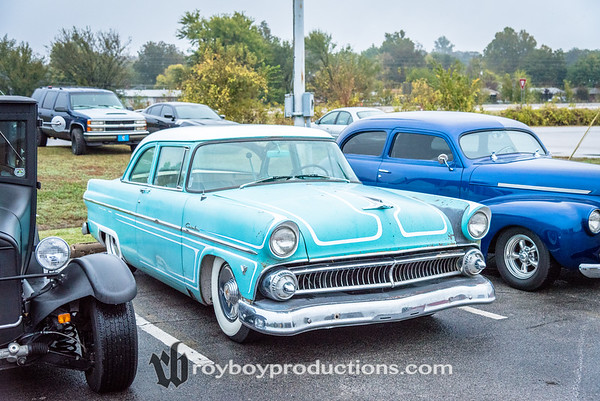 2015 Hot Rod Garage Open House