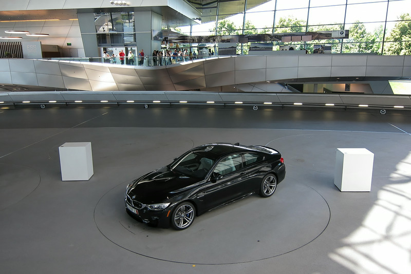 Delivery Day - BMW Welt (6/23/2014)