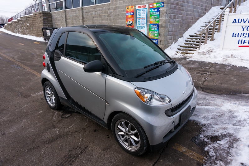 2008 Smart Passion Coupe