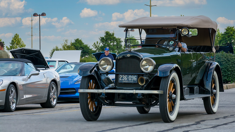1924 Nash Model 691 5-Passenger Touring Car