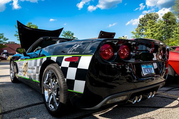 2008 Chevrolet Corvette Indy 500 Pace Car