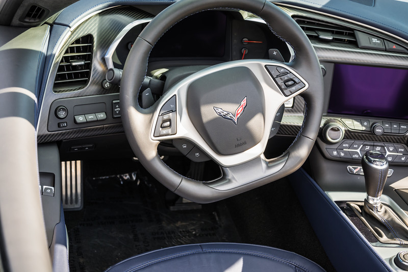 2016 Corvette Stingray Dashboard