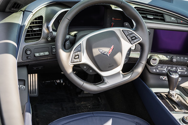 2016 Corvette Stingray Dashboard