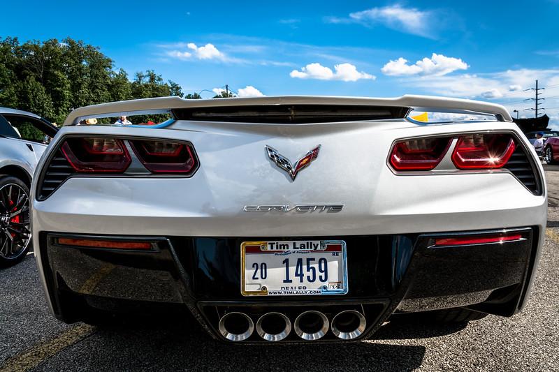 2016 Corvette Stingray Coupe