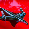 1955 Chevy Nomad Belair Badge