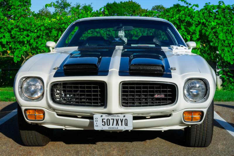 1970 Pontiac Firebird Formula 400