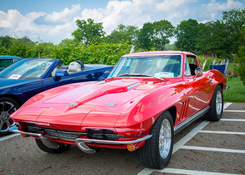 1966 Corvette Coupe