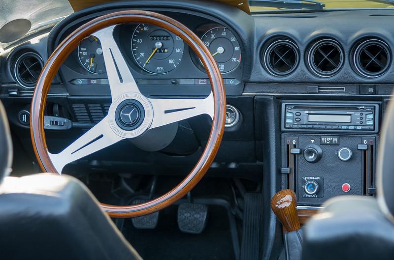 1975 Mercedes-Benz 350 SL Convertible