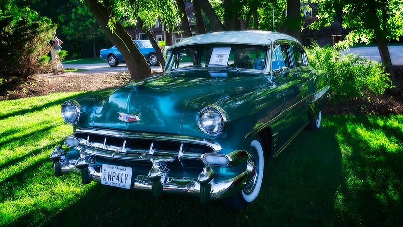 1954 Belair 4 Door Sedan