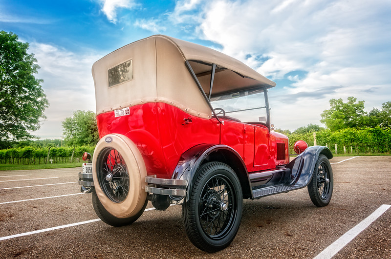 1926 Ford Model T Touring