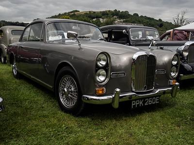 1967 Alvis TF21